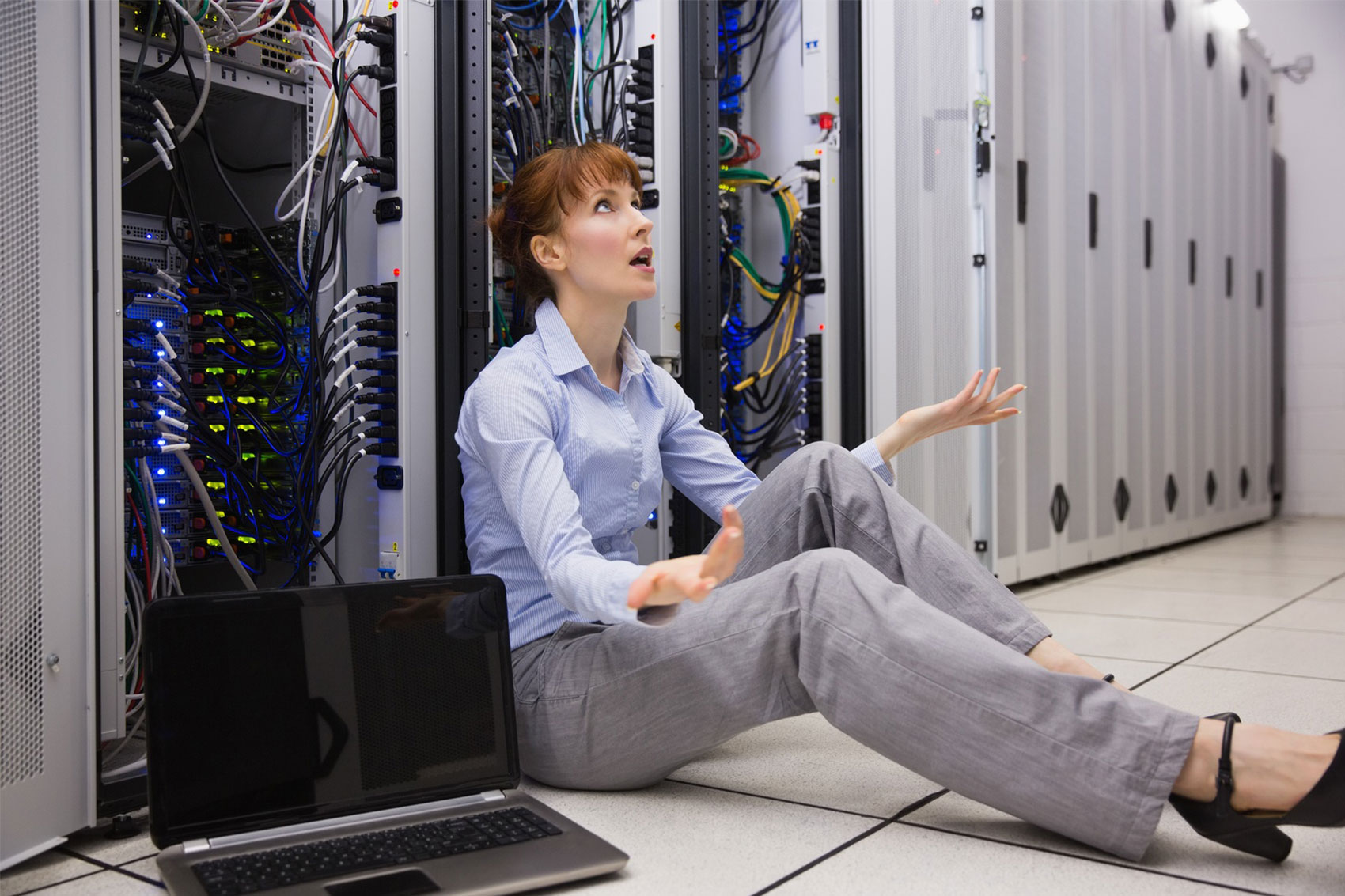 Server Support Before Your Server's Give-up!