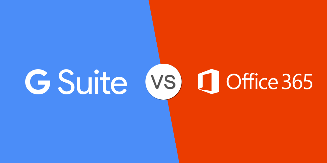 G Suite vs Office 365 – What's the difference?